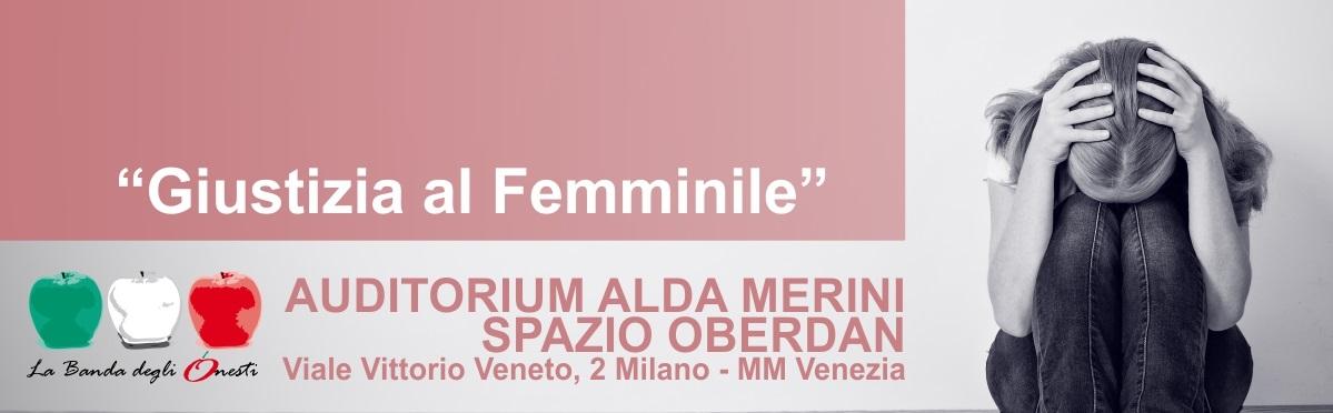 25-NOVEMBRE-GIUSTIZIA AL FEMMINILE